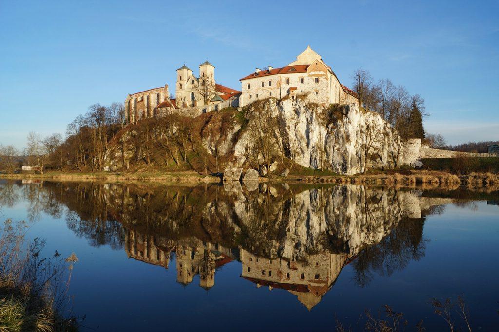 Die Abtei in Tyniec