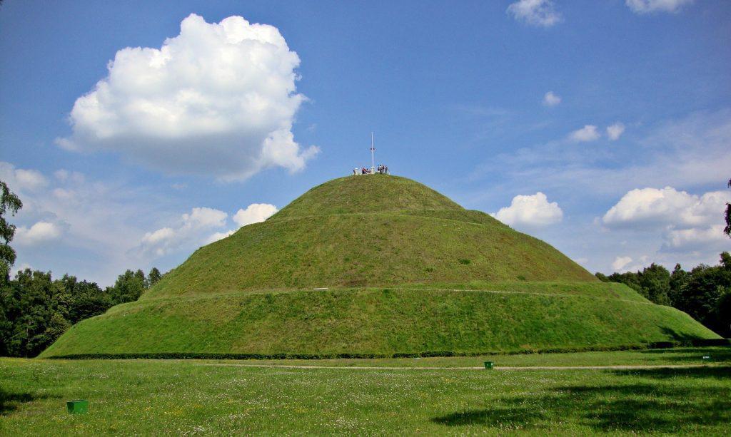 Kopiec Kościuszki ( Der Kościuszko-Hügel)