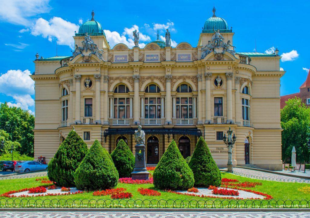 Teatry w Krakowie