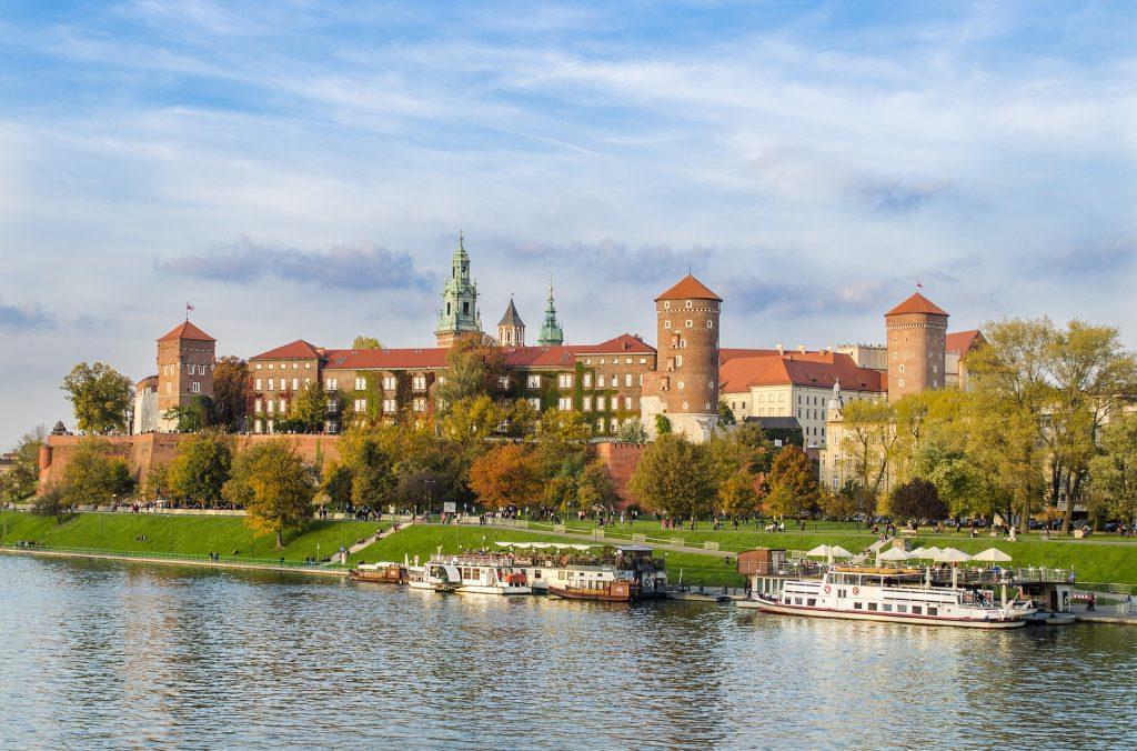 Das Schloss und die Kathedrale Wawel