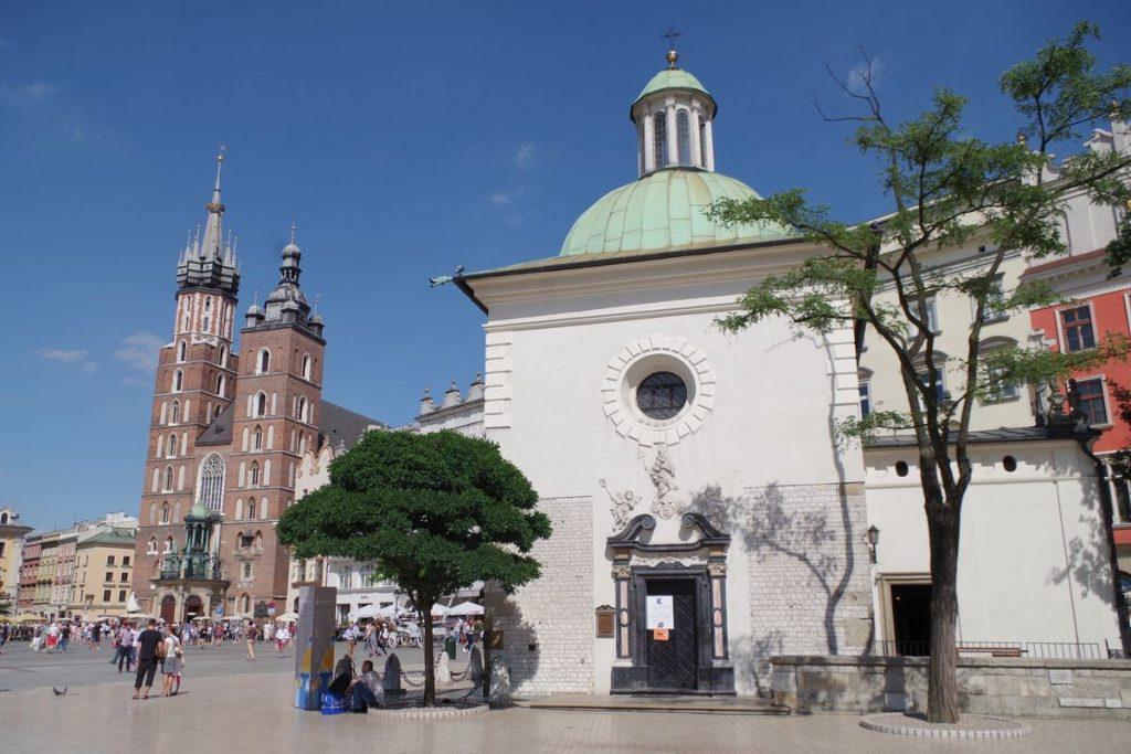 Kirche des Hl. Wojciech