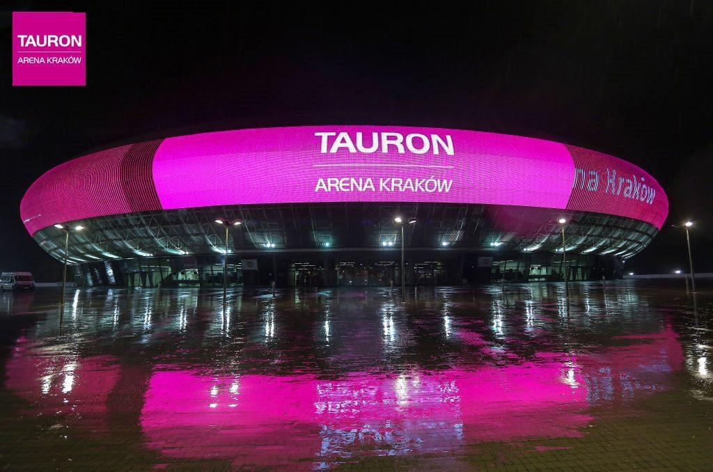 Die Tauron Arena