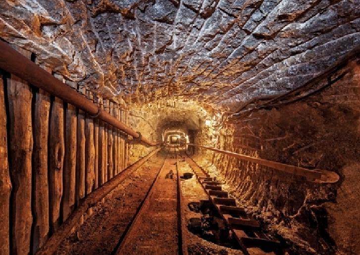 Das Salzbergwerk in Wieliczka